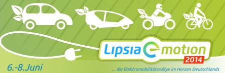 lipsia e-motion Rallye